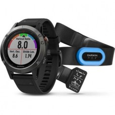Умные часы Garmin Fenix 5 HRM Bundle
